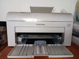 Impresora, Samsung Ml 2010 Láser
