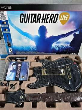 Guitar Hero Live PlayStation3