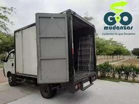 Camion de 2 toneladas para fletes