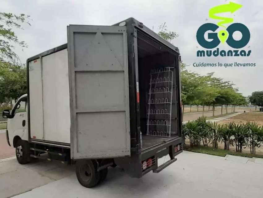 Camion de 2 toneladas para fletes 0