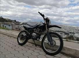 Vendo Moto Axxo trz 250 10/10