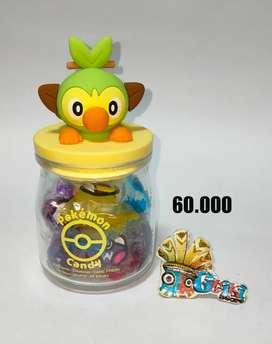 Dulces Pokémon Japón originales Nintendo nuevos importados grokey galar