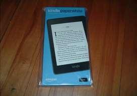 Kindle Paperwhite Nuevo y sellado 8gb, resistente al agua, audiolibros, 10th generación