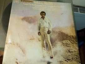 Disco de vinilo de Johnny Mathis