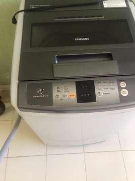Vendo lavadora samsung, lava perfecto pero no seca.