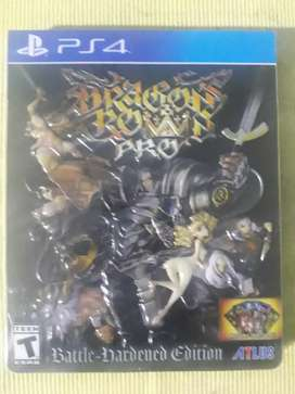 Dragons Crown Ps4