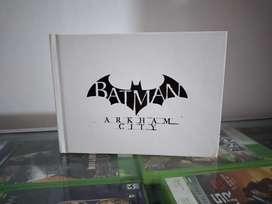 Batman  artbook Xbox 360