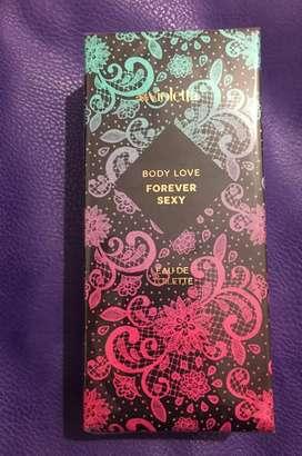 Perfume body love