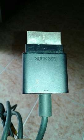 Cables de Xbox 360