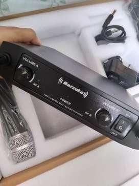 Vendo micrófonos profesionales