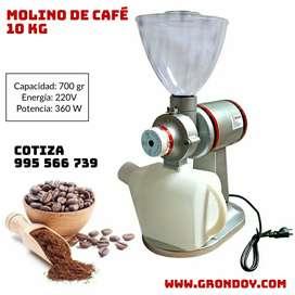 Molino De Granos De Café 28kg/h - Moledora De Café - Nuevo Modelo Con Garantia - GRONDOY -