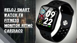 Reloj Smart Watch F8 Fitness Monitor Ritmo Cardiaco