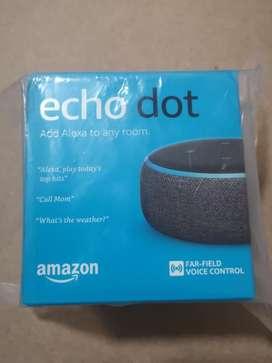 Echo Dot 3ra Gen Amazon Alexa Nuevo