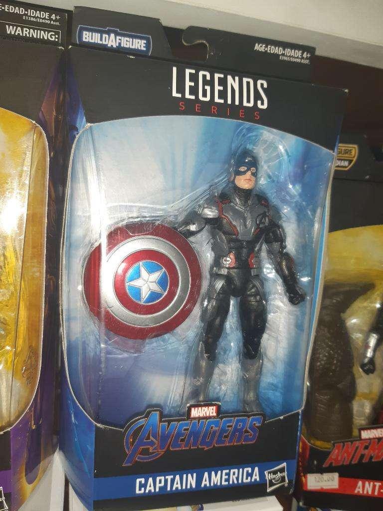 Marvel Legends/Capitan America / Endgame/ Baf  Thanos 0
