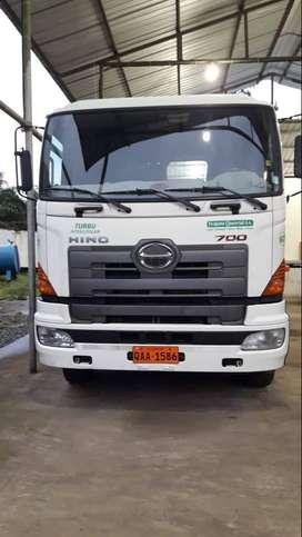 Cabezal Hino 700