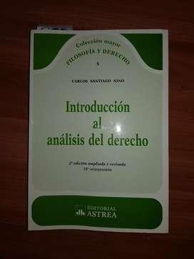 Libro introducción al derecho