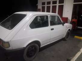 Fiat 147 nafta y gnc