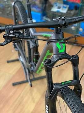 Bicicleta scott spark eagle ciclismo mtb