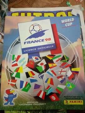 Afiche de Francia 98 en bien estado