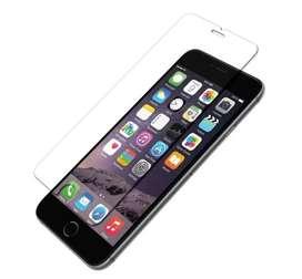 Vidrio Templado iPhone 7 Plus y 8 Plus Transparente Duro