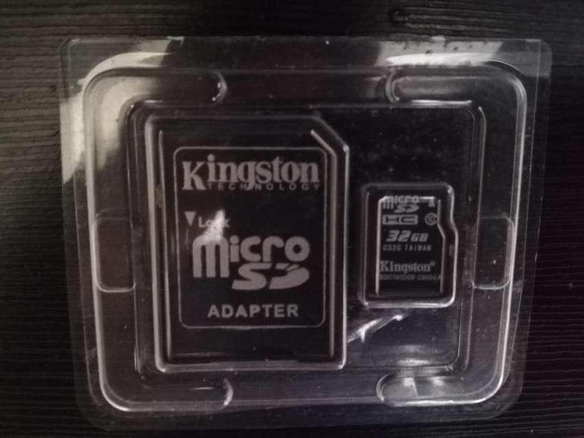 Memoria Micro Sd 16g Cambio o vendo 0