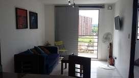 Arrendamiento apartamento amoblado dos habitaciones Pinares Pereira