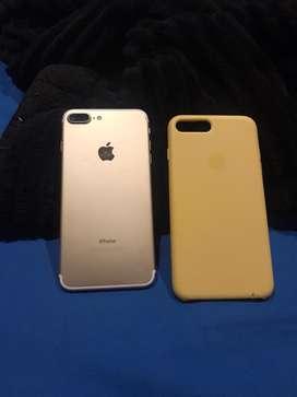 iPhone 7 Plus gold 127GB