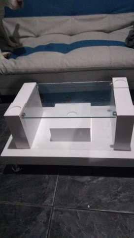 Mesa de centro medidas 0.70 *0.40