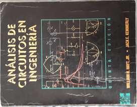 Análisis de Circuitos en Ingeniería - William Hayt y Jack Kemmerly