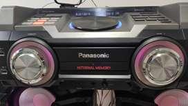 Equipo de sonido Panasonic - Como nuevo! GANGA