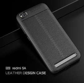 Xiaomi Redmi 5A Case Antigolpes De Fibra De Carbono