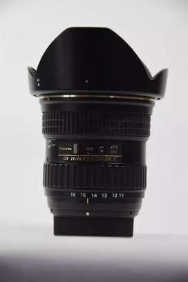 Tokina 1116 F28 para Nikon