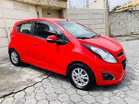 Chevrolet Spark 2018 Full Flamante
