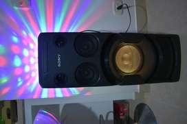BAFLE SONY MHC V50D