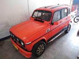 Venta Único Renault 4 Master 1988