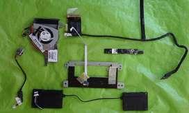 Partes de Hp Mini 110 Y Compag Mini Cq10