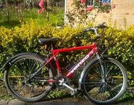 Vendo bicicleta todoterreno rin 26