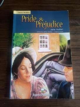 Libro Ingles Pride And Prejudice con Cds
