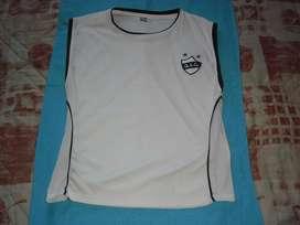 Camiseta sin mangas de Quilmes