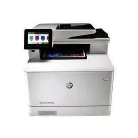 Impresora HP Color LaserJet Pro MFP M479fdw
