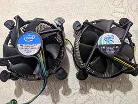 Disipador Para Intel Procesador De Socket 1155 Y 775