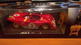 Auto Ferrari 312p 1/18
