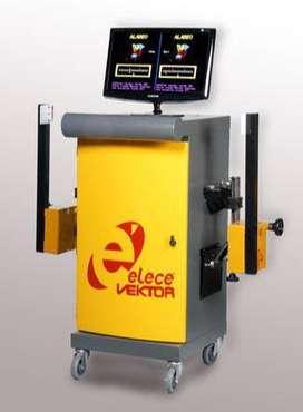 Alineadora Vektor 0 LCD