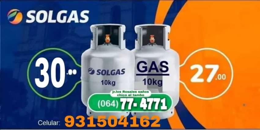 Venta de gas a domicilio 0