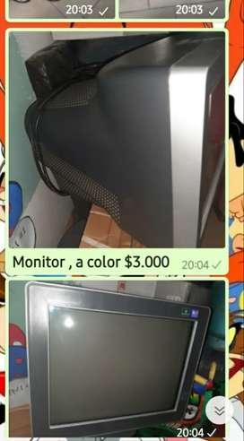 Monitor a color