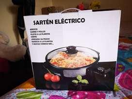 Sarten Eléctrico