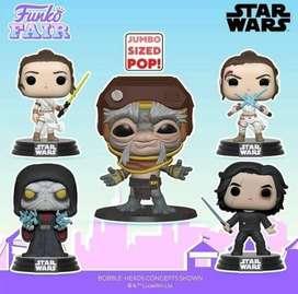 Funko Pop Star Wars Episodio 9