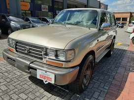 Toyota Land Cruiser Burbuja Autana 2002