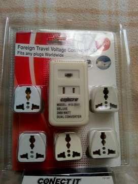 Convertidor de Voltaje para Viajes
