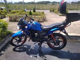 Honda CB110 MODELO 2019